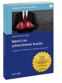 Wenn´s im Lehrerzimmer kracht von Asselmeyer,  Herbert