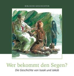 Wer bekommt den Segen? von Meeuse,  Cornelis J., van der Spek,  Arie