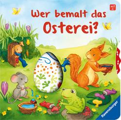 Wer bemalt das Osterei? von Frank,  Cornelia, Koch,  Susanne