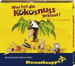 Wer hat die Kokosnuss geklaut? von Meier,  Werner, Sarholz,  Margit