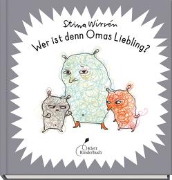 Wer ist denn Omas Liebling? von Osberghaus,  Monika, Wirsén,  Stina