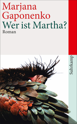 Wer ist Martha? von Gaponenko,  Marjana