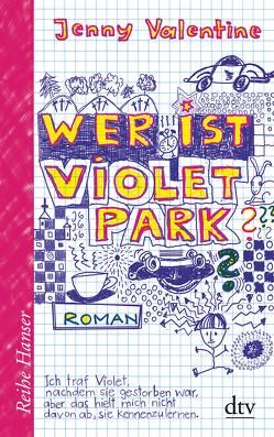 Wer ist Violet Park? von Fritz,  Klaus, Valentine,  Jenny