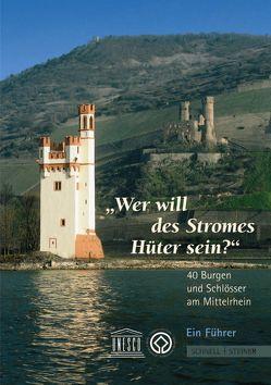 """""""Wer will des Stromes Hüter sein?"""" von Fuhr,  Michael, Straeter,  Heinz"""