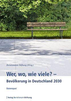 Wer, wo, wie viele? – Bevölkerung in Deutschland 2030