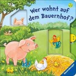 Wer wohnt auf dem Bauernhof? von Flad,  Antje, Penners,  Bernd