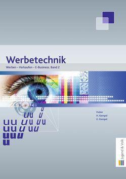 Werben – Verkaufen – E-Business, Band 2 von Huber,  Gerhard, Kempel,  Gerhard, Kempel,  Hannelore