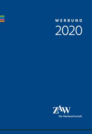 Werbung 2020 von ZAW e.V.
