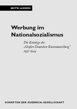 Werbung im Nationalsozialismus von Lammers,  Britta