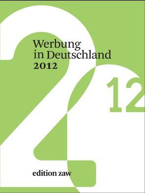 Werbung in Deutschland 2012