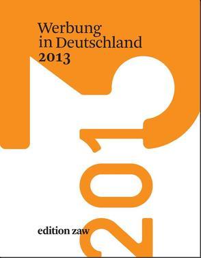 Werbung in Deutschland 2013