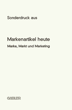 Werbung und Marke von Voltmer,  Wolf D.