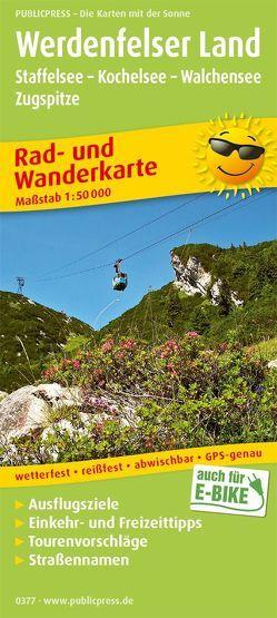 Werdenfelser Land, Staffelsee – Kochelsee – Walchensee – Zugspitze