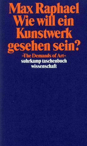 Werkausgabe. 11 Bände in Kassette von Binder,  Klaus, Growe,  Bernd, Raphael,  Max