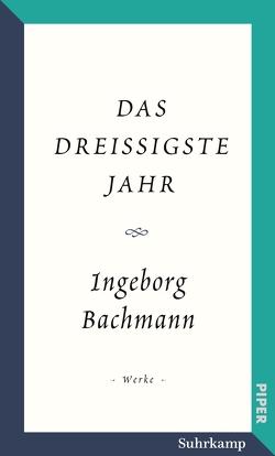 Werkausgabe von Bachmann,  Ingeborg, Svandrlik,  Rita