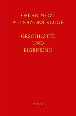 Werkausgabe Bd. 6 / Geschichte und Eigensinn von Kluge,  Alexander, Negt,  Oskar