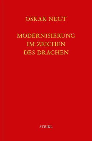 Werkausgabe Bd. 7 / Modernisierung im Zeichen des Drachen von Negt,  Oskar