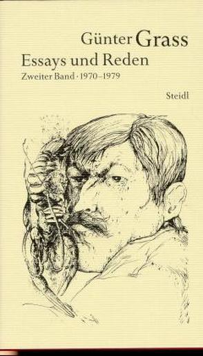 Werkausgabe in 18 Bänden / Essays und Reden II von Grass,  Günter, Hermes,  Daniela