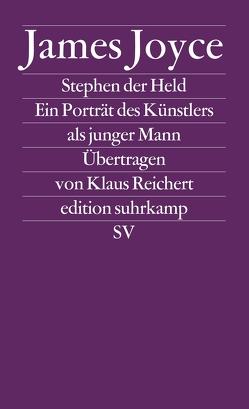Werkausgabe in sechs Bänden in der edition suhrkamp von Joyce,  James, Reichert,  Klaus