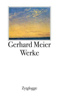 Werke 1 bis 4 Gerhard Meier von Meier,  Gerhard
