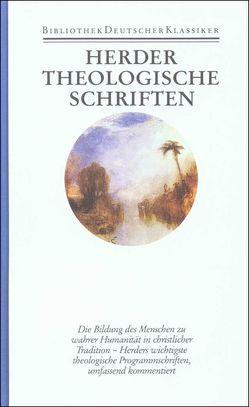 Werke. 10 in 11 Bänden von Bultmann,  Christoph, Herder,  Johann Gottfried, Zippert,  Thomas