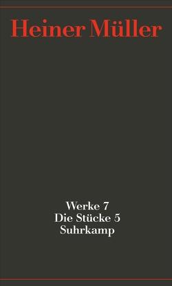 Werke von Haugk,  Ludwig, Hippe,  Christian, Hörnigk,  Frank, Müller,  Heiner, Schulz,  Christin, Way,  Ingo