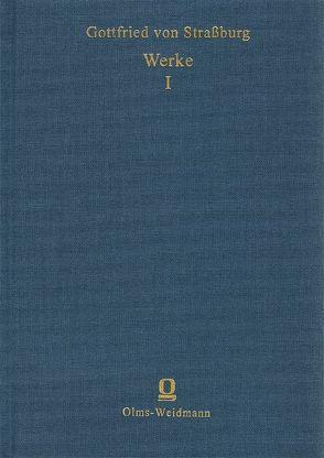 Werke von Hagen,  Friedrich H von der, Straßburg,  Gottfried von
