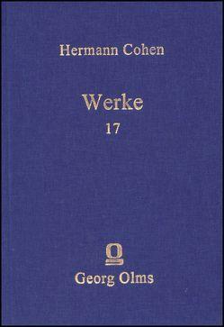 Werke von Cohen,  Hermann, Holzhey,  Helmut, Schoeps,  Julius H., Schulte,  Christoph, Wiedebach,  Hartwig