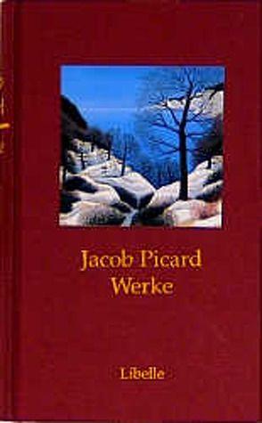 Werke von Bosch,  Manfred, Picard,  Jacob