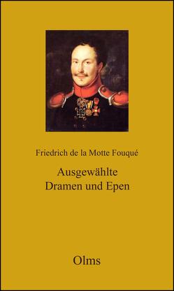 Werke von Fouqué,  Friedrich de la Motte