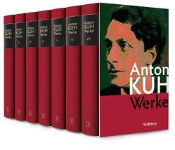 Werke von Kuh,  Anton, Schübler,  Walter