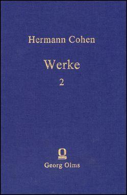 Werke von Cohen,  Hermann, Holzhey,  Helmut, Müller,  Peter, Schmid,  Peter A.