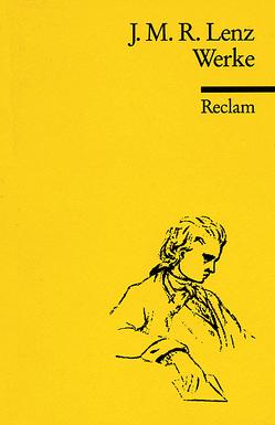 Werke von Lenz,  Jakob M, Voit,  Friedrich