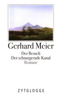 Werke Band 2 Die ersten Romane von Meier,  Gerhard