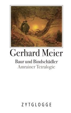 Werke Band 3: Baur und Bindschädler von Meier,  Gerhard