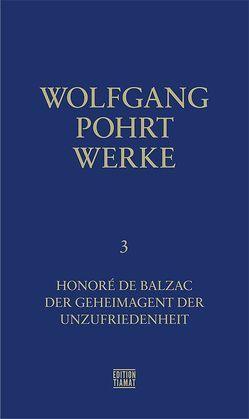 Werke Band 3 von Bittermann,  Klaus, Pohrt,  Wolfgang