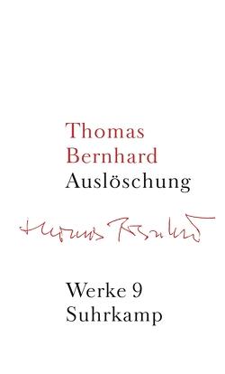Werke in 22 Bänden von Bernhard,  Thomas, Hoeller,  Hans