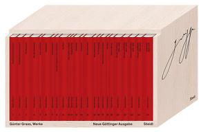 Werke Neue Göttinger Ausgabe in 24 Bänden von Frizen,  Werner, Grass,  Günter, Stolz,  Dieter