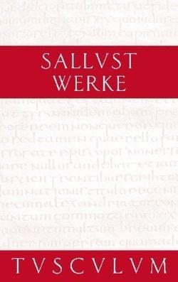 Werke / Opera von Eisenhut,  Werner, Lindauer,  Josef, Sallust
