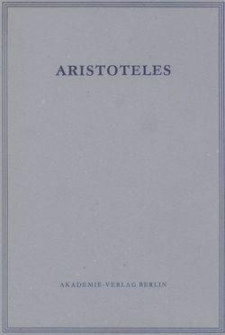 Werke / Opuscula II und III von Flashar,  Hellmut, Klein,  Ulrich