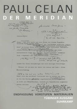 Werke. Tübinger Ausgabe von Boeschenstein,  Bernhard, Celan,  Paul, Schmull,  Heino, Schwarzkopf,  Michael, Wittkop,  Christiane