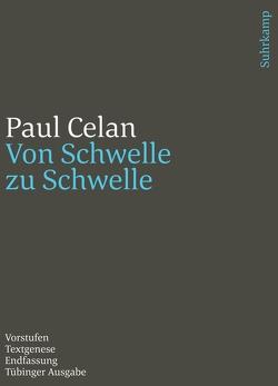 Werke. Tübinger Ausgabe von Braun,  Christiane, Celan,  Paul, Heilmann,  Markus, Schmull,  Heino, Wertheimer,  Jürgen