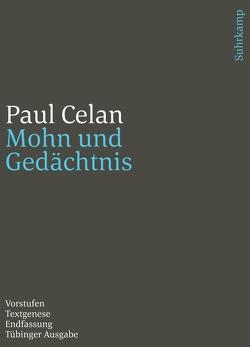 Werke. Tübinger Ausgabe von Braun,  Christiane, Celan,  Paul, Schmull,  Heino, Wertheimer,  Jürgen