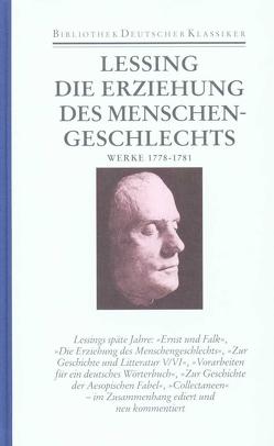 Werke und Briefe. 12 in 14 Bänden von Lessing,  Gotthold Ephraim, Schilson,  Arno, Schmitt,  Axel