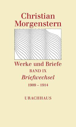 Werke und Briefe von Harder,  Agnes, Morgenstern,  Christian, Willberg,  Hans Peter