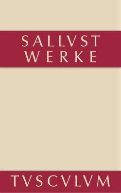 Werke und Schriften von Eisenhut,  Werner, Sallust, Schöne,  Wilhelm