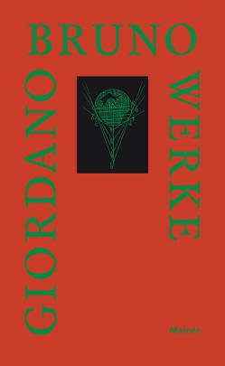 Werke von Giordano Bruno / Über das Unendliche, das Universum und die Welten von Bönker-Vallon,  Angelika, Bruno,  Giordano