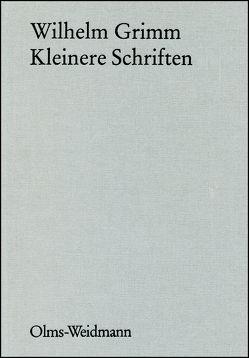 Werke von Grimm,  Wilhelm