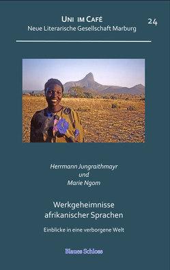 Werkgeheimnisse afrikanischer Sprachen von Jungraithmayr,  Herrmann, Ngom,  Marie