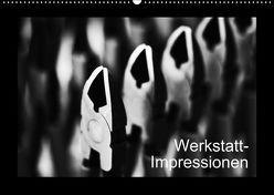 Werkstatt-Impressionen (Wandkalender 2018 DIN A2 quer) von Oertle,  Eduard